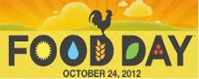 Food Day, an effort to improve school lunches, is October 24th
