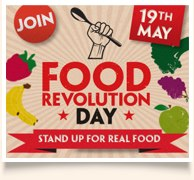 Food Revolution Day: May 19th