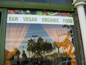 Raw Organic Vegan Food at Better Life Cuisine, Rawsome Pilgrimage, October 2011